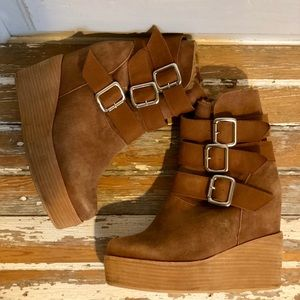 Jeffery Campbell booties